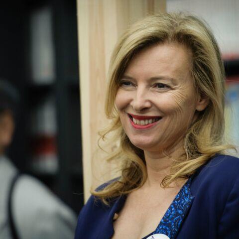 Valérie Trierweiler retweete un message anti-Hollande