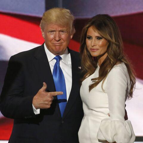 Donald Trump prend la défense de sa femme