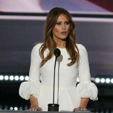 Melania Trump: sa robe en rupture de stock