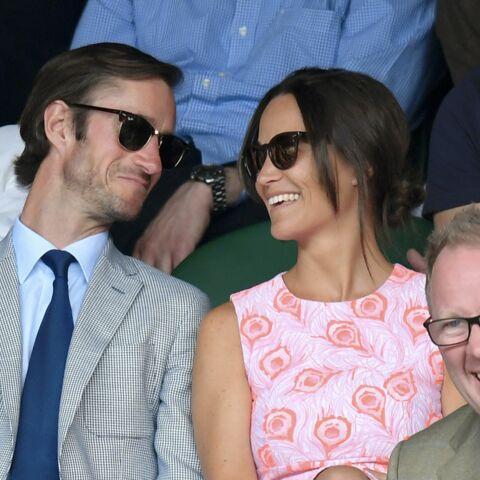 Pippa Middleton enfin fiancée