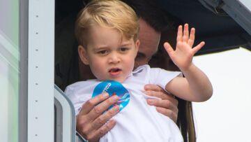Photos – Prince George, trois ans déjà!