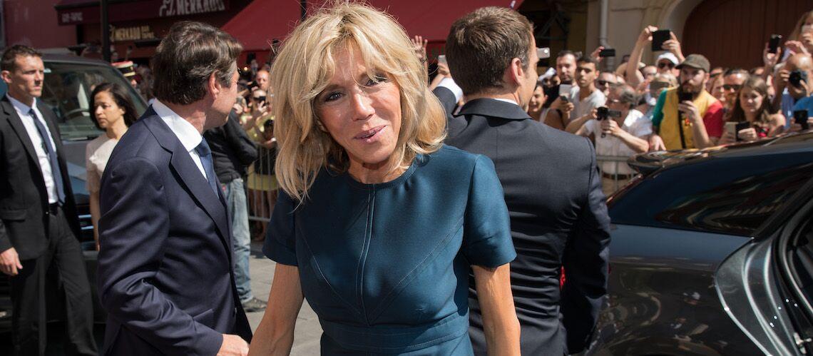 Brigitte Macron face à la polémique: la première dame visée pour atteindre son mari
