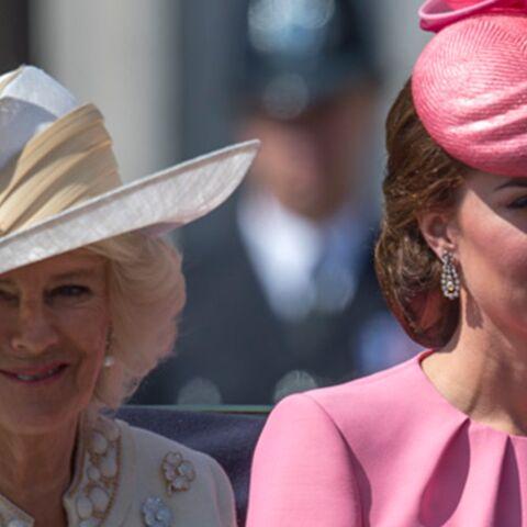 Kate Middleton et le prince William ont-ils été invités à l'anniversaire de Camilla Parker Bowles?