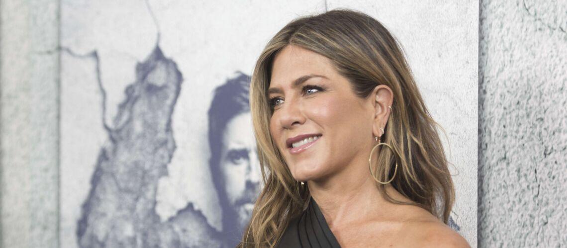 PHOTO – Jennifer Aniston: adepte de la tendance sans soutien-gorge, elle enflamme la toile