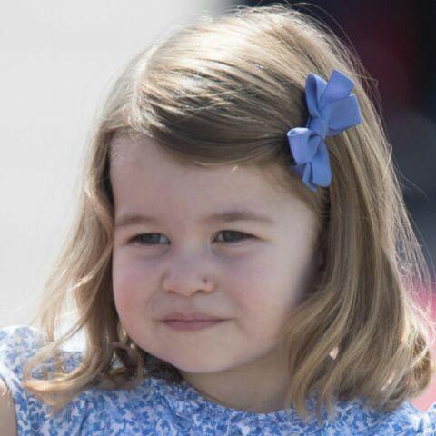 PHOTOS  – Pourquoi la coiffure de la princesse Charlotte étonne?
