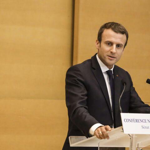 PHOTOS – Emmanuel Macron: comment il a fait évolué son look depuis son élection