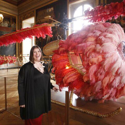 Joana Vasconcelos prend son envol à Versailles