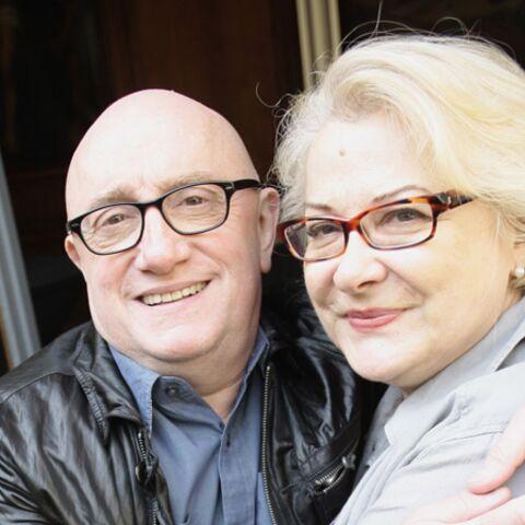 Josiane Balasko et Michel Blanc: un air de famille