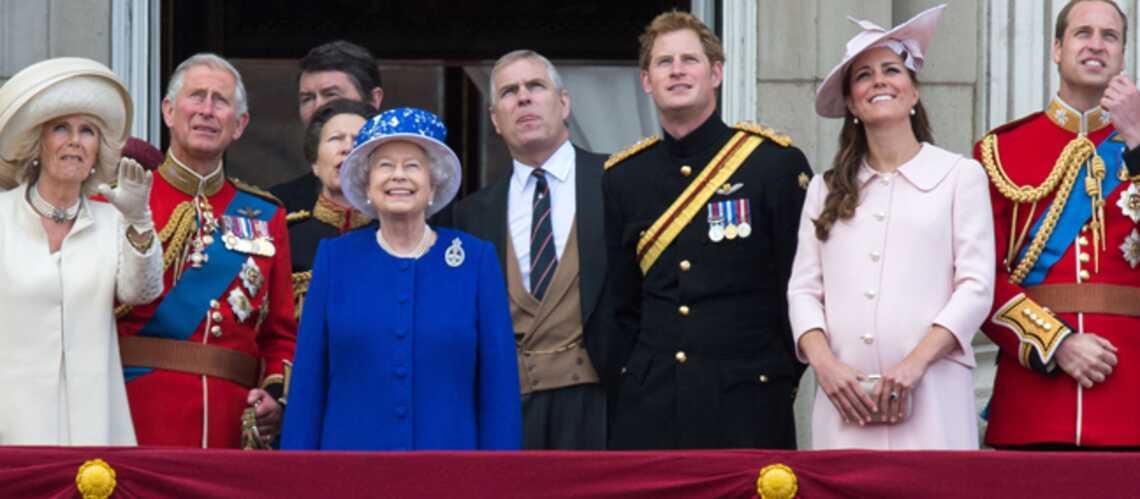 Elisabeth II: son vrai joyau, c'est son clan