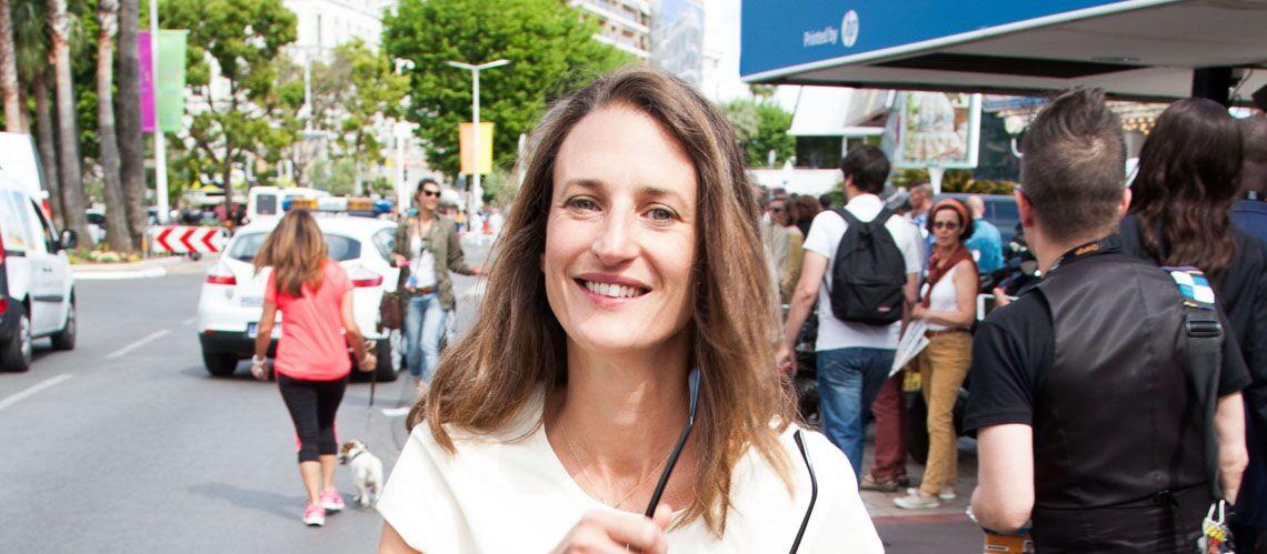 Camille Cottin vide son sac