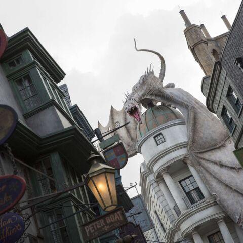 Visitez le chemin de traverse de Harry Potter