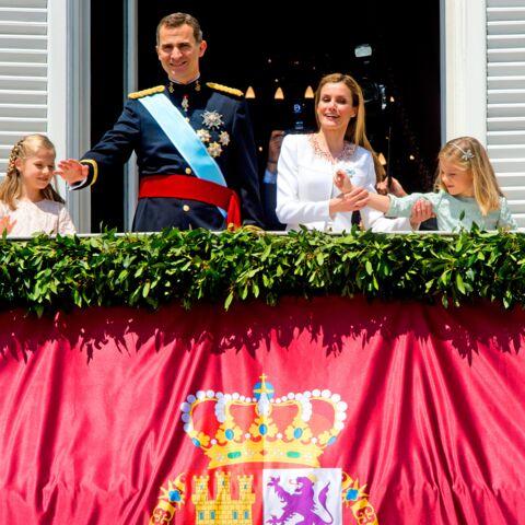 Photos – La journée du couronnement de Felipe VI