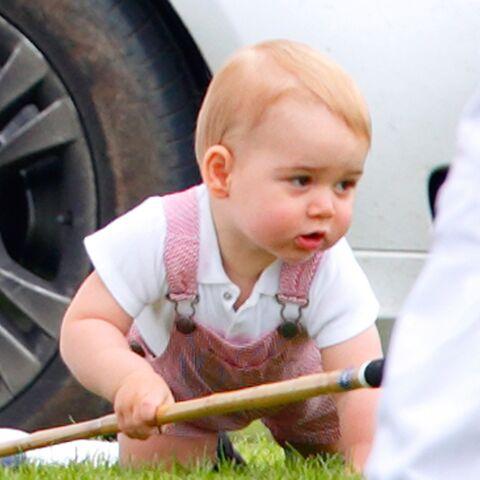 Baby George, ses rayures en rupture de stock
