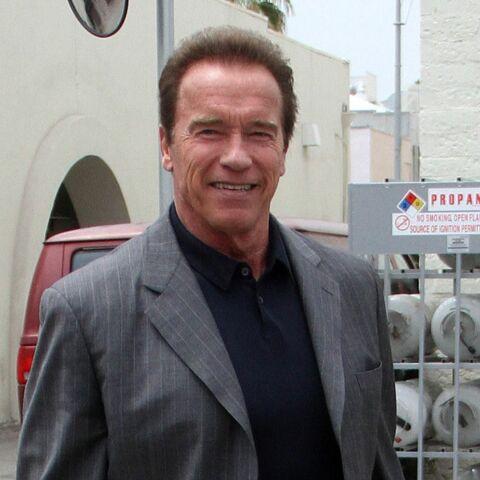 Arnold Schwarzenegger piège les visiteurs du Musée de Mrs Tussaud