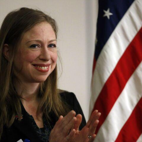 Chelsea Clinton donne naissance à un garçon