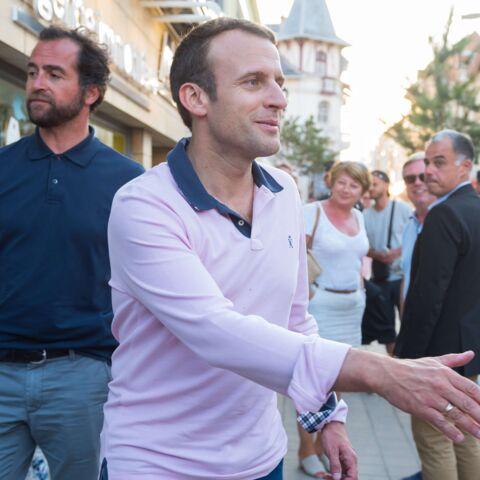 Brigitte et Emmanuel Macron: la Lanterne leur havre de paix