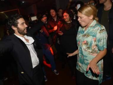 Tahar Rahim et Léa Seydoux à la soirée Grand Central