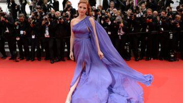 Cannes 2014: Jessica Chastain, Eva Longoria, la montée des marches de Foxcatcher