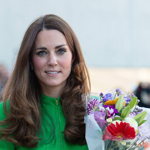 Mais que fait Princesse Kate ?