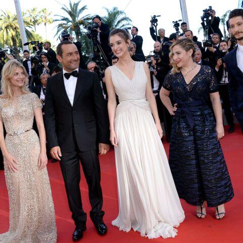 Mélanie Laurent, Charlotte Lebon, Pierre Niney: team France