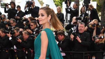 Ana Beatriz Barros coiffeé par Franck Provost sur le red carpet
