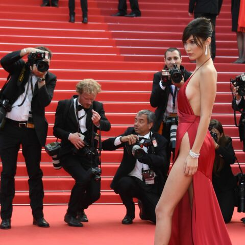 Cannes 2016 – Bella Hadid, bombesque sur red carpet