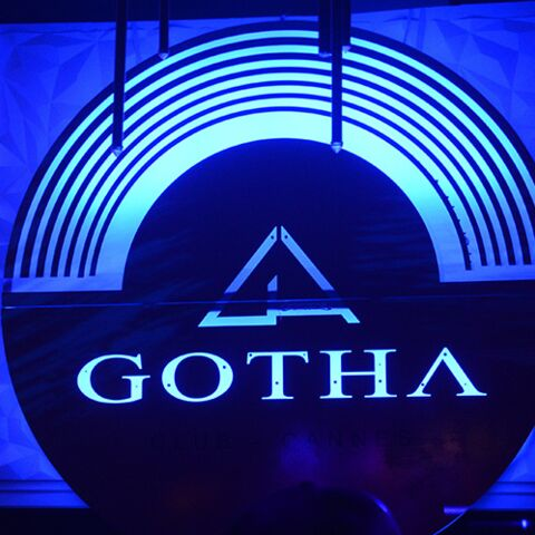 Cannes by night – Au Gotha Club  Limelight's night