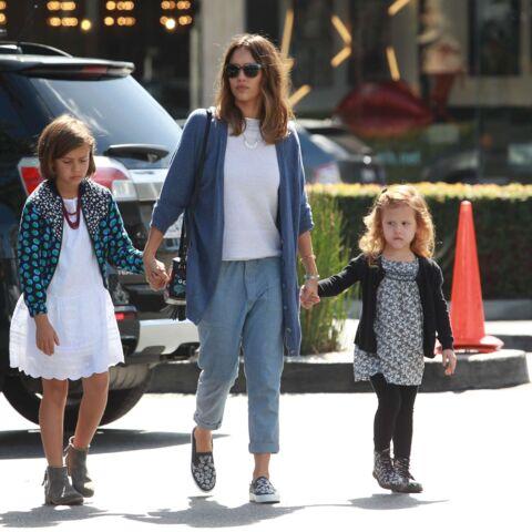 Jessica Alba en tête d'affiche du film… de sa fille