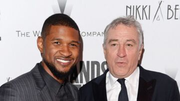 Cannes by night – Usher et De Niro au Nikki Beach