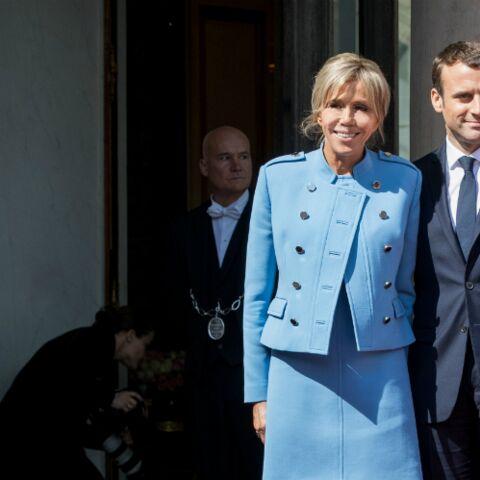 Emanuel et Brigitte Macron dans les cartons… ils emménagent ce week-end à l'Elysée