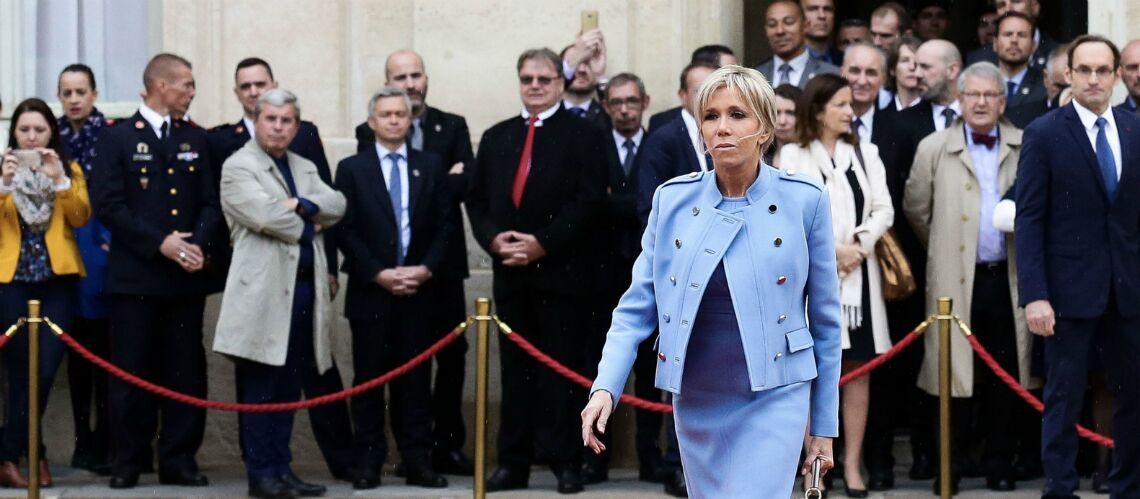 Brigitte Macron à l'Elysée: et si elle ne quittait pas son appartement parisien?