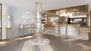 Cartier: réouverture de la boutique à Cannes