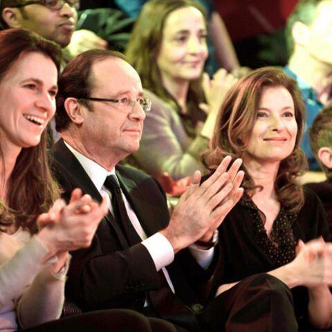 François Hollande et la piste aux étoiles