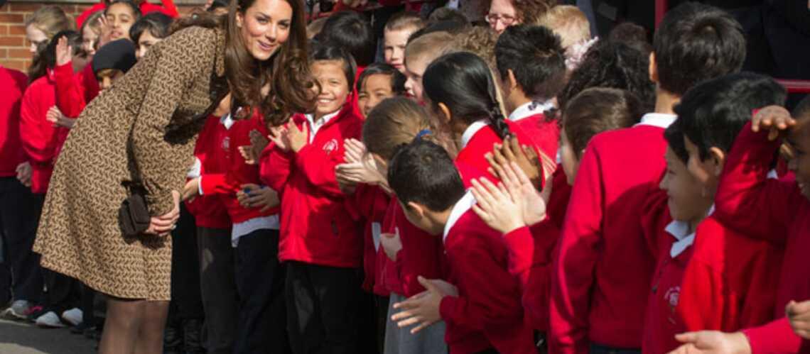 Kate Middleton princesse des enfants