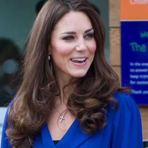 Kate Middleton, princesse vintage