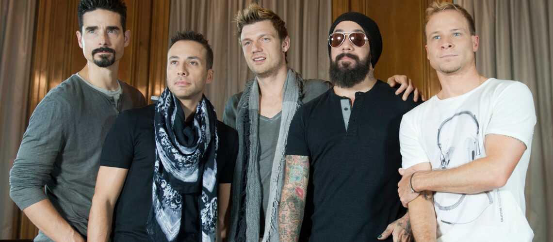 Les Backstreet Boys enfin en France