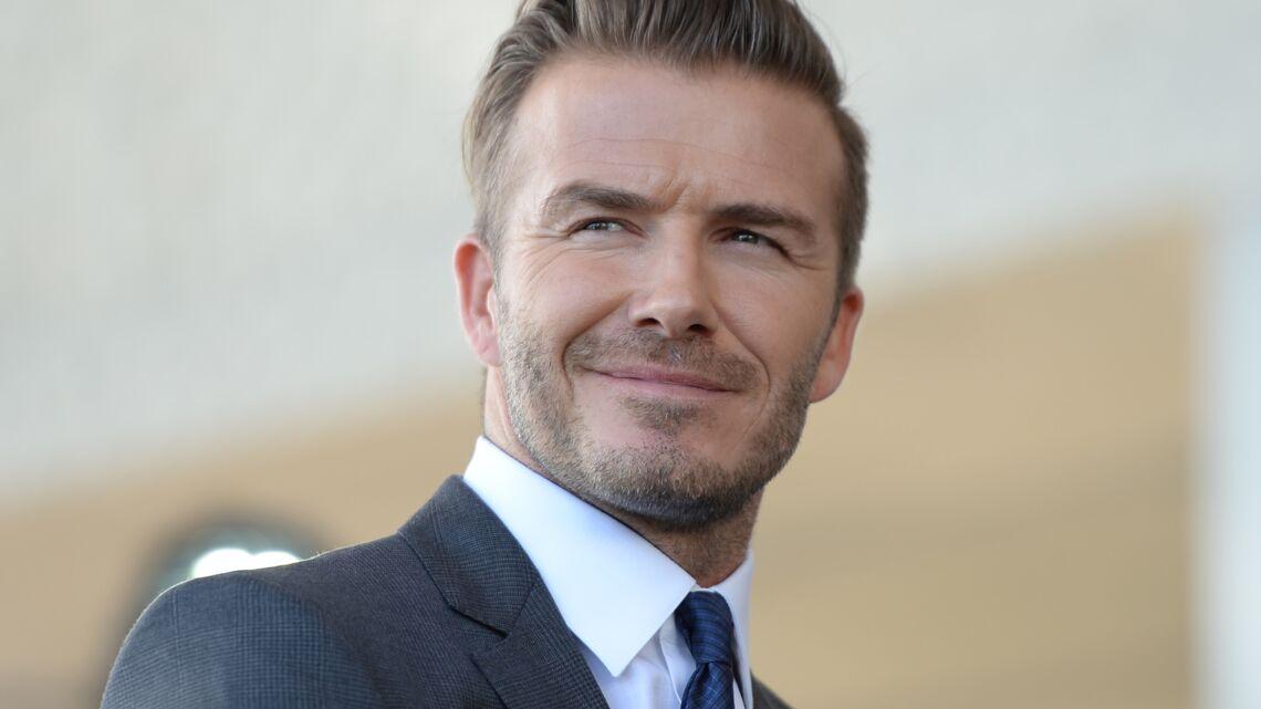 David Beckham devient acteur