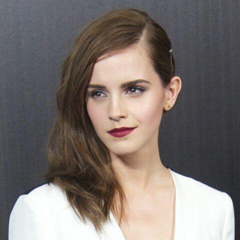 Photos – La coiffure aysmétrique d'Emma Watson
