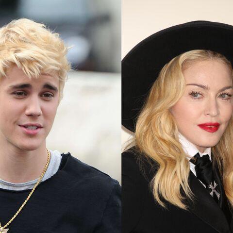 Justin Bieber, Madonna: ils n'ont jamais…