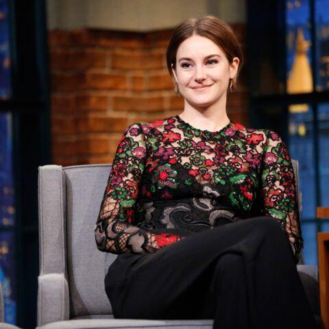 T'as le look… Shailene Woodley!