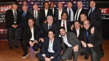 Le PSG, Didier Deschamps et toutes les stars de la soirée de Luis Fernandez