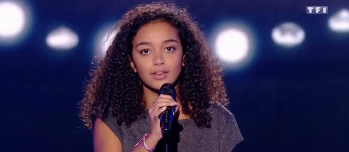 VIDEO – The Voice: Ecoutez Lucie, 17 ans, qui a fait se lever les 4 coachs!