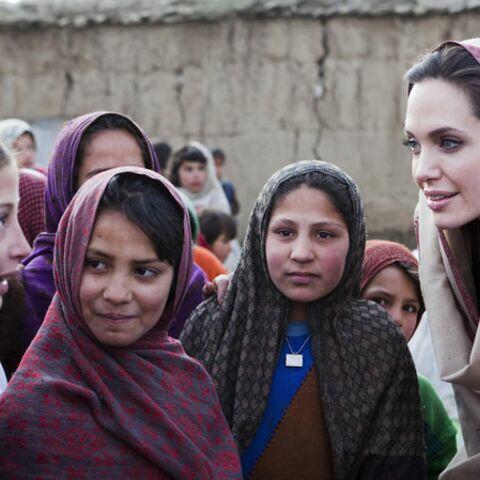 Angelina Jolie, aventurière de choc