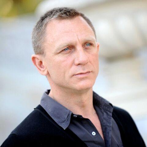 Daniel Craig chez les militaires britanniques en Afghanistan