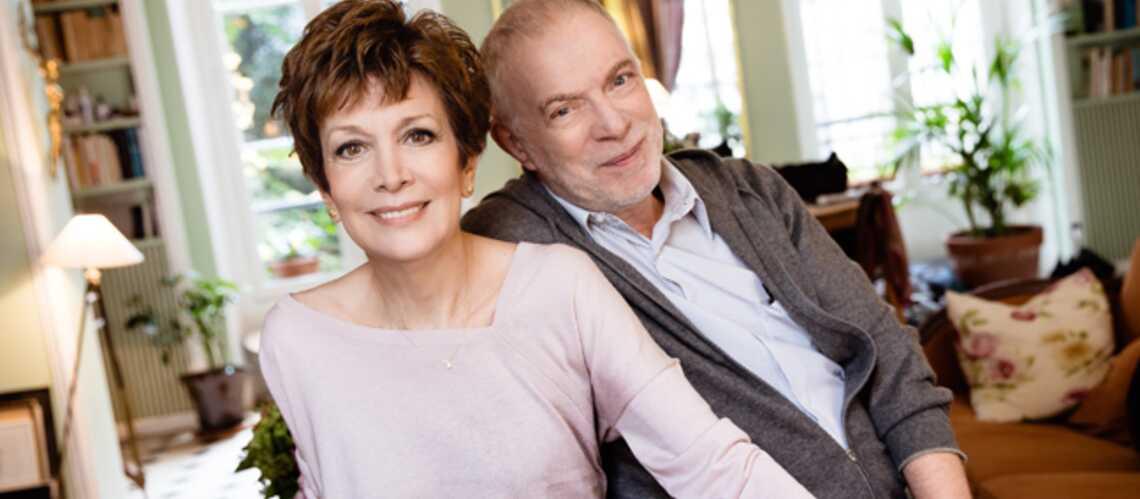 Catherine Laborde et Thomas: les jeunes mariés nous reçoivent chez eux