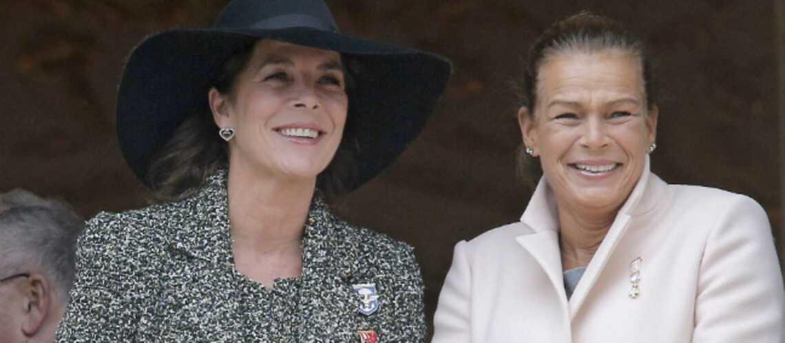 Monaco: Les princesses Caroline et Stéphanie, deux sœurs complices