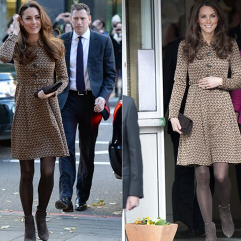Kate Middleton recycle robe et accessoires