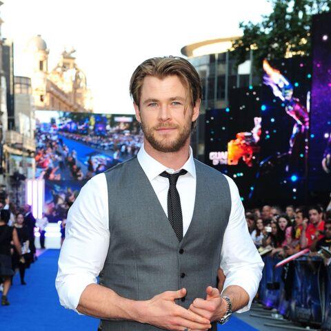 Chris Hemsworth est l'homme le plus sexy du monde