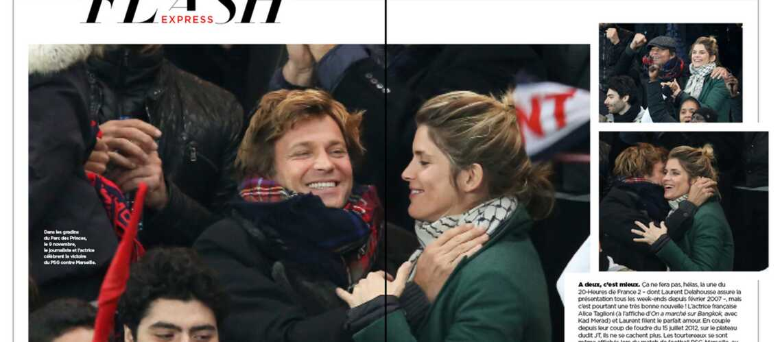 Laurent delahousse et sa femme rencontre