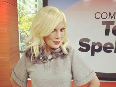 Coiffure de star – Tori Spelling